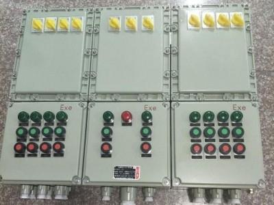 组合式防爆配电箱安装规范