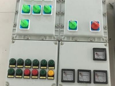 防爆配电箱图片