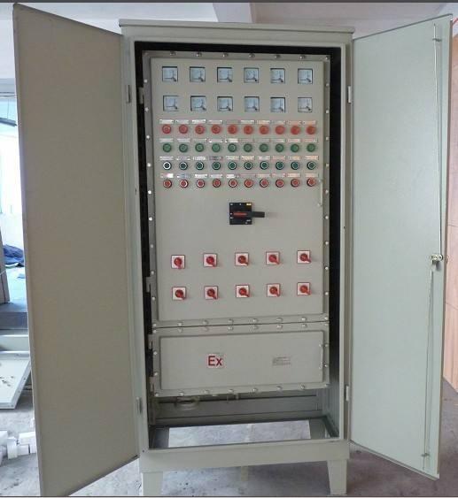 立式防爆配电箱图