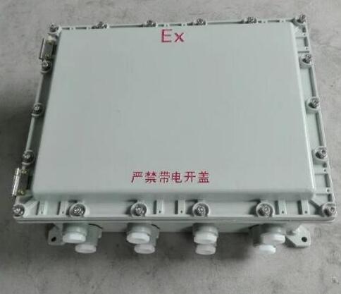 BJX-e防爆接线箱